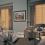 Wood Blinds in Montgomery | Light CW Classics Cordlock Blinds